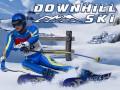 Gry Downhill Ski