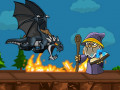 Gry Dragon vs Mage