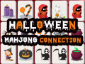 Gry Halloween Mahjong Connection