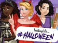 Gry Instagirls Halloween Dress Up