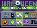 Gry Mahjong Connect Halloween