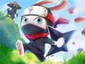 Gry Ninja Rabbit