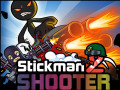 Gry Stickman Shooter 2