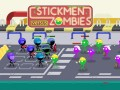 Gry Stickmen vs Zombies
