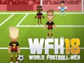Gry World Football Kick 2018
